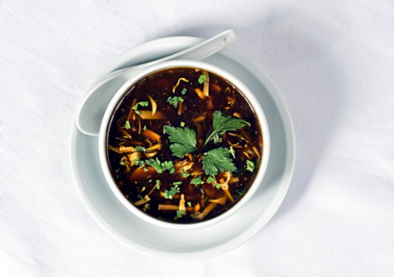 2.acılı ekşili çorba